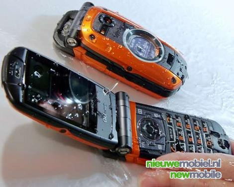 Binnenkort alle telefoons waterbestendig?
